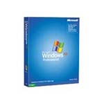 MS Windows XP Professional w/SP2 - complete package