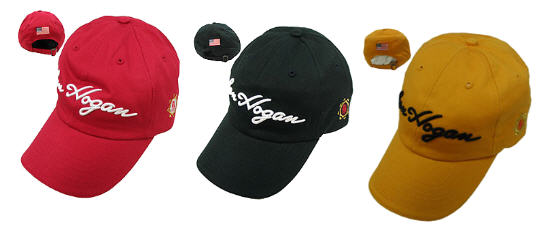 Ben Hogan - Unstructured Logo Hats