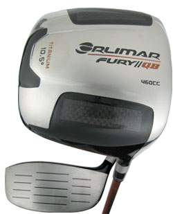 Orlimar Golf - Fury QB Square Driver