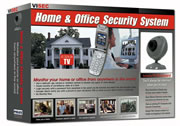 VISEC Home and Business Surveillance Software