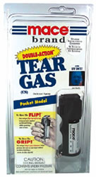 Michigan Double-Action CS Tear Gas Pocket