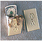 Wall Socket Safe