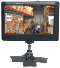 7 Inch LCD Video Monitor