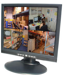 12 Inch LCD Video Monitor