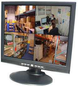 17 Inch LCD Video Monitor