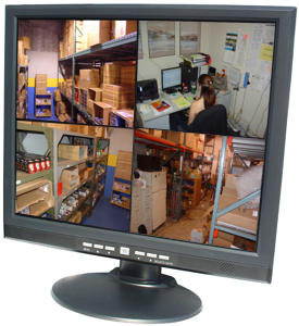 20 Inch LCD Video Monitor